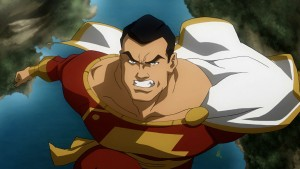 Captain Marvel Shazam Say the Magic Word