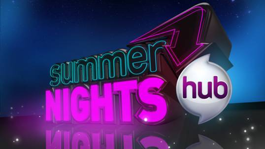 Hub Summer Nights Logo