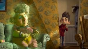 ParaNorman and Grandma