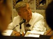 Lou Scheimer at the Filmation Panel at San Diego Comic-Con 2012