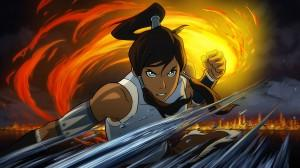 Legend of Korra Stock Photo