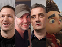 ParaNorman Directors & Travis Knight Thumbnail