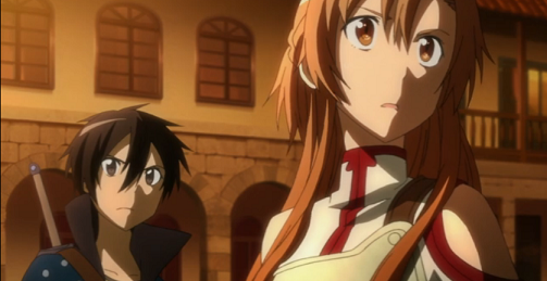 Sword Art online episode 5 1