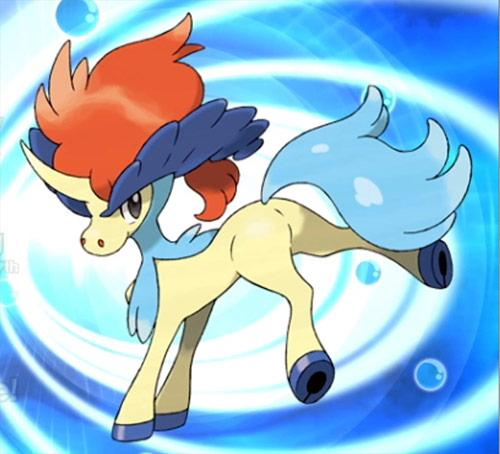 pokemon-keldeo