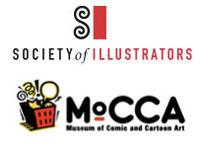 MoCCA Society of Illustrators Thumbnail