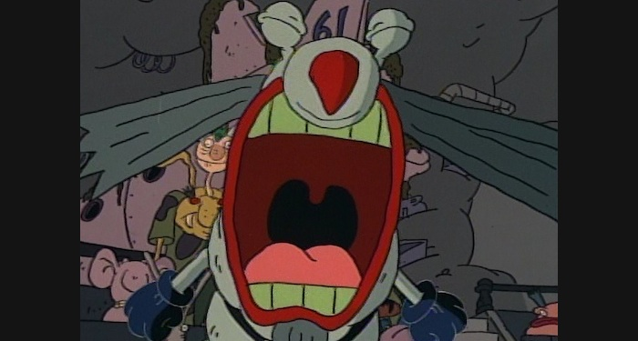 review aaahh real monsters season 3 sometimes more of the