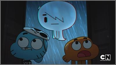 this episode marked the first special for the amazing world of gumball and while it was only a regular length episode i am confident that it lived up to - The Amazing World Of Gumball The Halloween