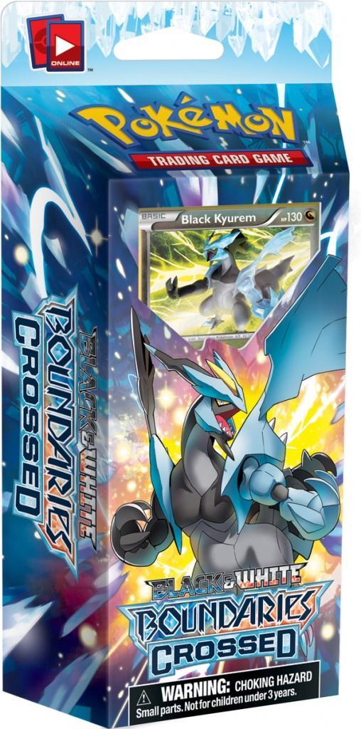Pokémon Tcg Black White Boundaries Crossed Expansion