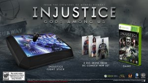Injustice: God Among Us Battle Edition