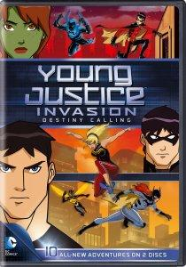 YoungJusticeDestinyCallingDVD