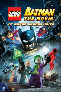 LEGO Batman: The Movie - DC Superheroes Unite Cover Art