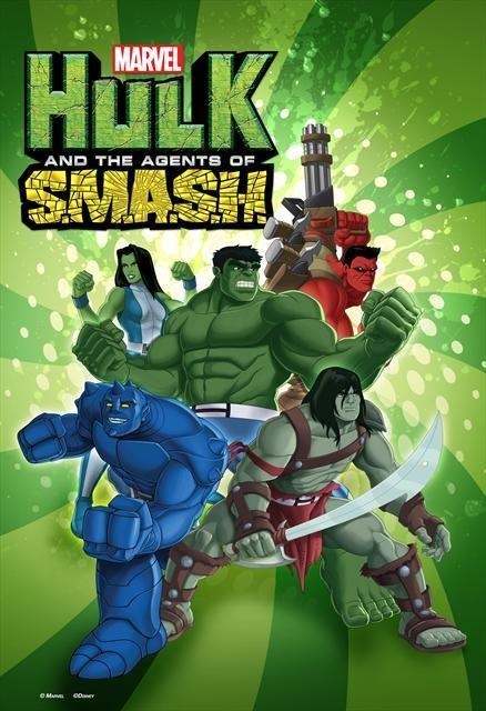 Hulk i agenci M.I.A.Z.G.I. / Hulk and the Agents of S.M.A.S.H  (2013) PLDUB.720p.WEB-DL.PL.H264-Bizanc-BTV / Dubbing PL *dla EXSite.pl*