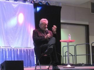 John de Lancie at Zenkaikon 2013