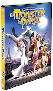 MonsterInParisDVD
