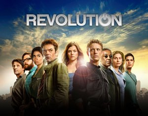 REVOLUTION: (L-R) Tim Guinee, Zak Orth, Daniella Alonso, Billy Burke, Tracy Spiridakos, David Lyons, Giancarlo Esposito, Elizabeth Mitchell and JD Pardo star in Revolution, Mon 10/9c NBC. (Photo Credit: © 2013 Warner Bros. Entertainment Inc. All Rights Reserved.)