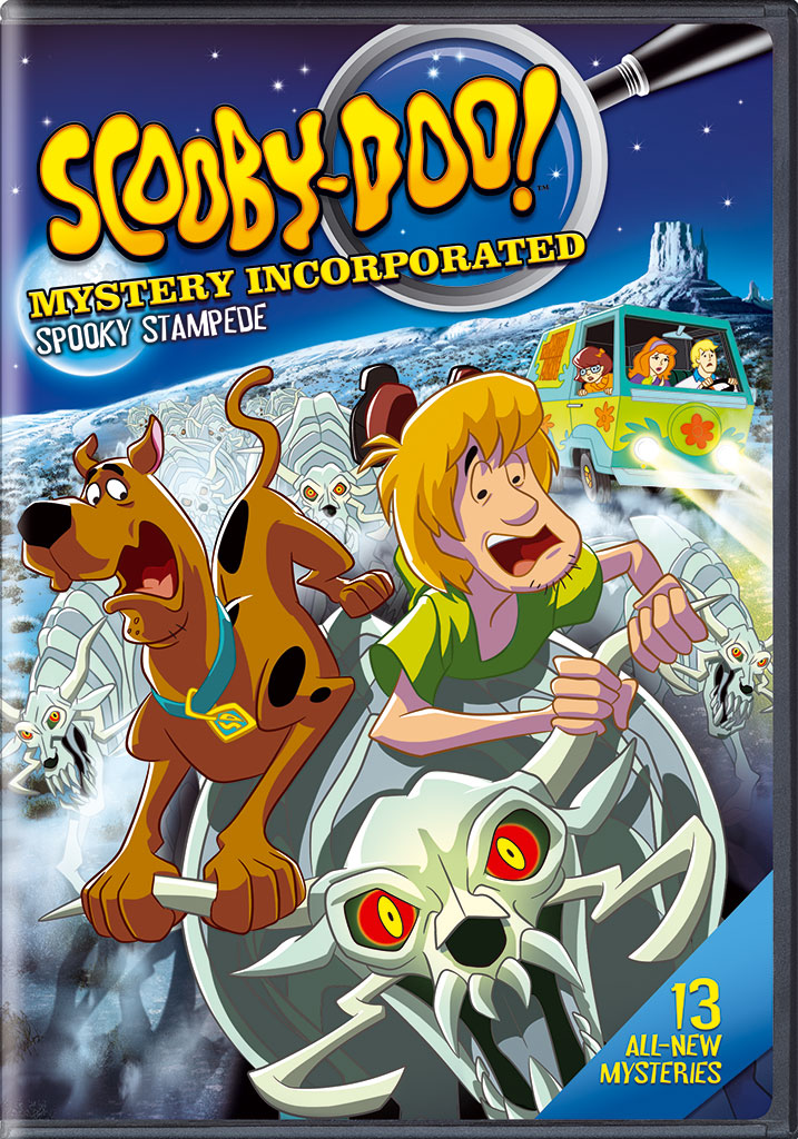 Pr scooby doo mystery incorporated season 2 pt 2 - Scoobidou film ...