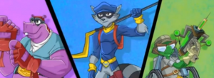 Sly Cooper- Thieves in Time 1