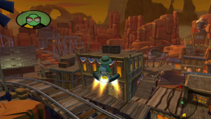Sly Cooper- Thieves in Time 5
