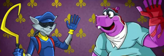 Sly Cooper- Thieves in Time 6