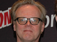 Bruce Timm at New York Comic Con 2011
