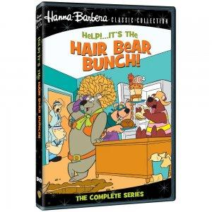 Hair Bear Bunch Box Art