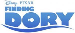 Finding Dory Title Graphics