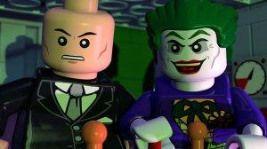 Lego Batman - Lex Luthor and the Joker