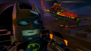Lego Batman - Batman and Robin Flying