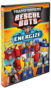 Transformers: Rescue Bots - Energize