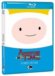 Adventure Time Season 1 Blu-ray