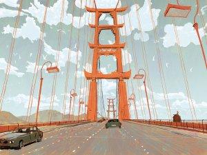 Big Hero 6 - Bridge to San Fransokyo