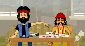 Cheech and Chong's Animated Movie - Far Out, Man