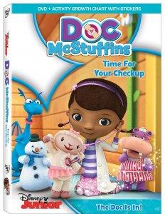 Doc McStuffins DVD Time for Your Checkup