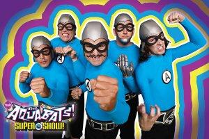 The Aquabats Super Show! It's a TV Show-oooohw-ooohw-oohw!!