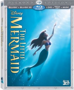 The Little Mermaid Diamond3D