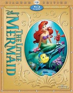 The Little Mermaid DiamondBD1