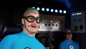The Aquabats Super Show Christian Jacobs