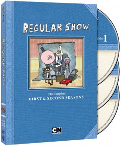 Regular Show: The Complete First & Second Seasons DVD