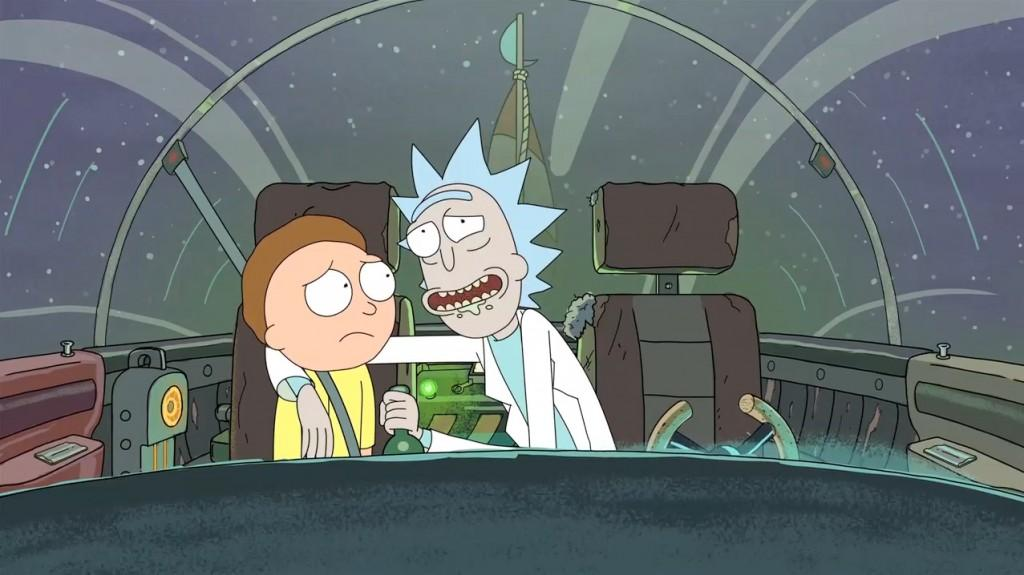 Adult Swim Upfront 2013 - Rick and Morty