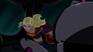 Superman: Unbound Molly Quinn is Supergirl