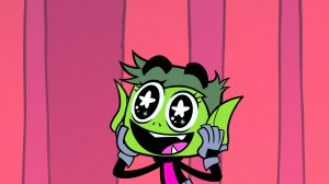 Teen Titans Go Ghost Boy