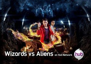 Wizards vs. Aliens - The Rise of the Nekross