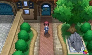 Boy Trainer House in Vaniville Town screenshot