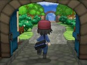 Boy Trainer leaving Vaniville Town screenshot
