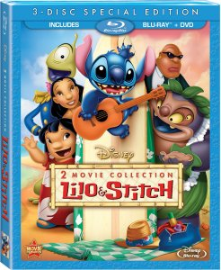 Lilo and Stitch Blu-ray