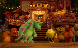 Monsters University - Sully and Mike Wazowski