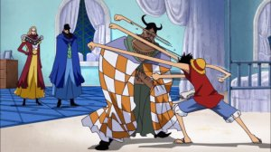 One Piece Season Four Voyage Four Fight