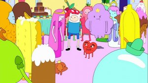 Adventure Time Season 1 Blu-ray Ricardio the Heart Guy
