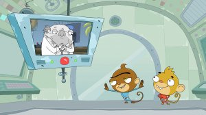 Rocket Monkeys  TELETOON