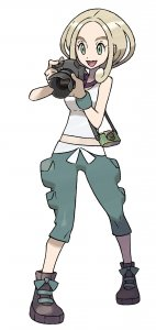 Viola_Santalune City Gym Leader_official art_300dpi